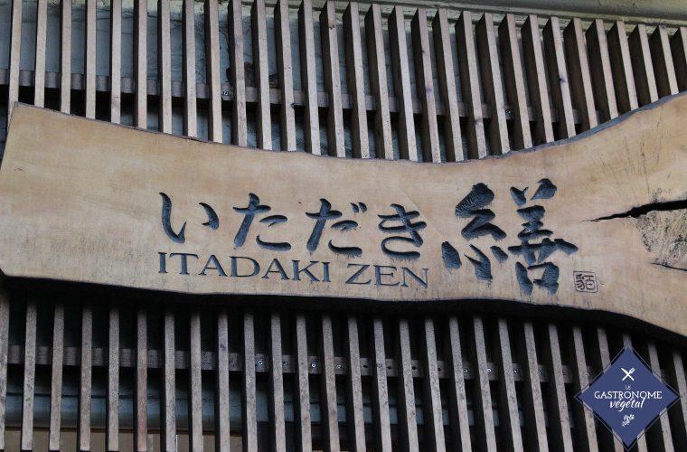 Lieu restaurant Itadaki Zen