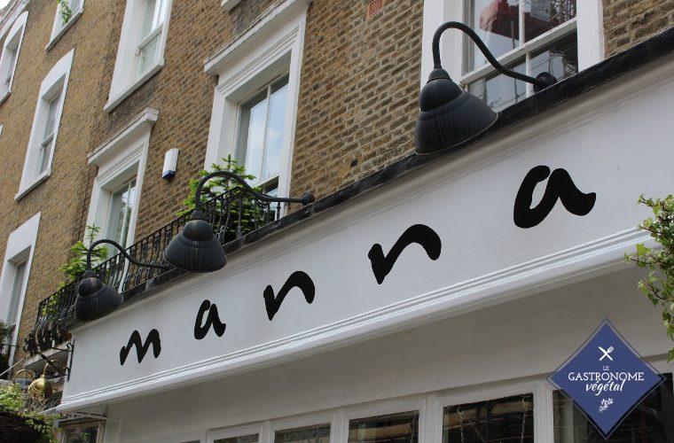 Lieu restaurant Manna