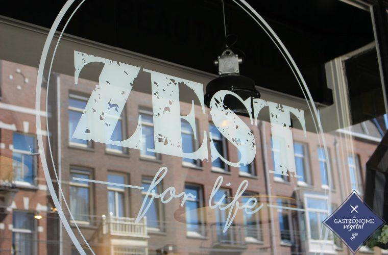 Lieu café Zest for life