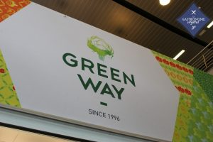 Lieu fast-food Greenway Bruxelles-Midi