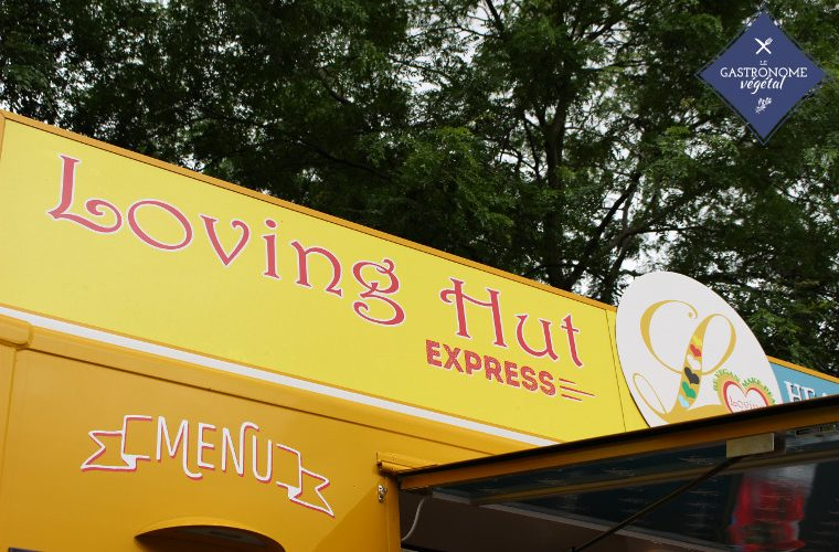Lieu food truck loving hut express