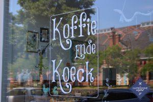 lieu café Koffie ende Koeck